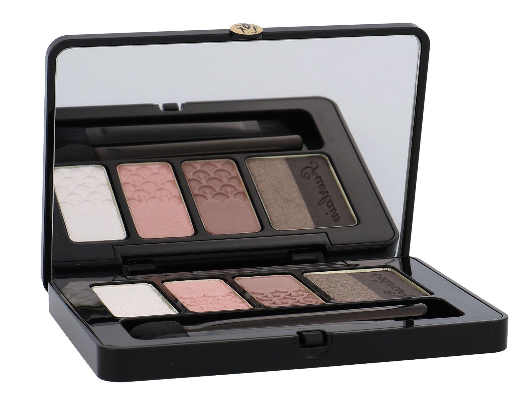 Guerlain Palette 5 Couleurs Cosmetic 6ml 06 Bois Des Indes