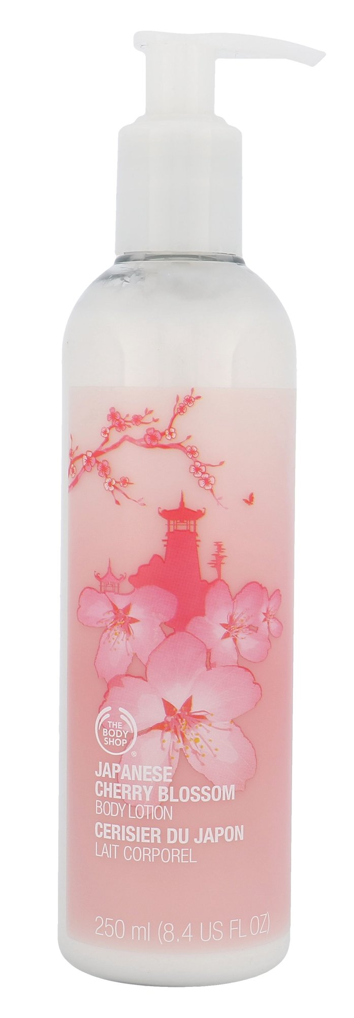 The Body Shop Japanese Cherry Blossom Cosmetic 250ml