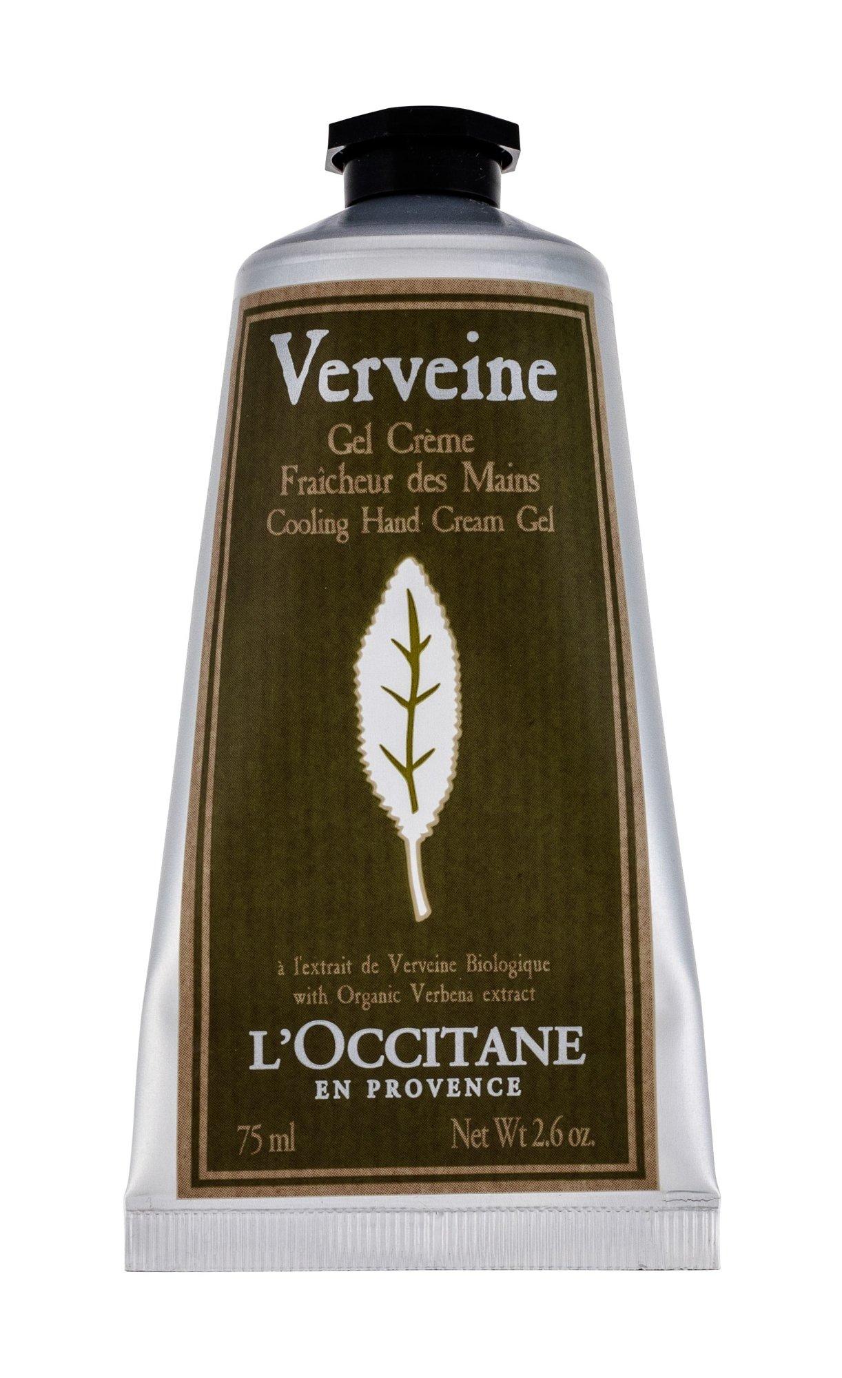 L´Occitane Verveine Cooling Hand Cream Gel Cosmetic 75ml