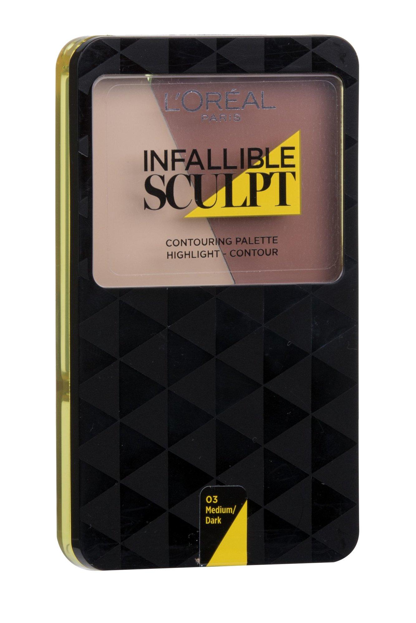 L´Oréal Paris Infallible Cosmetic 10ml 03 Medium/Dark