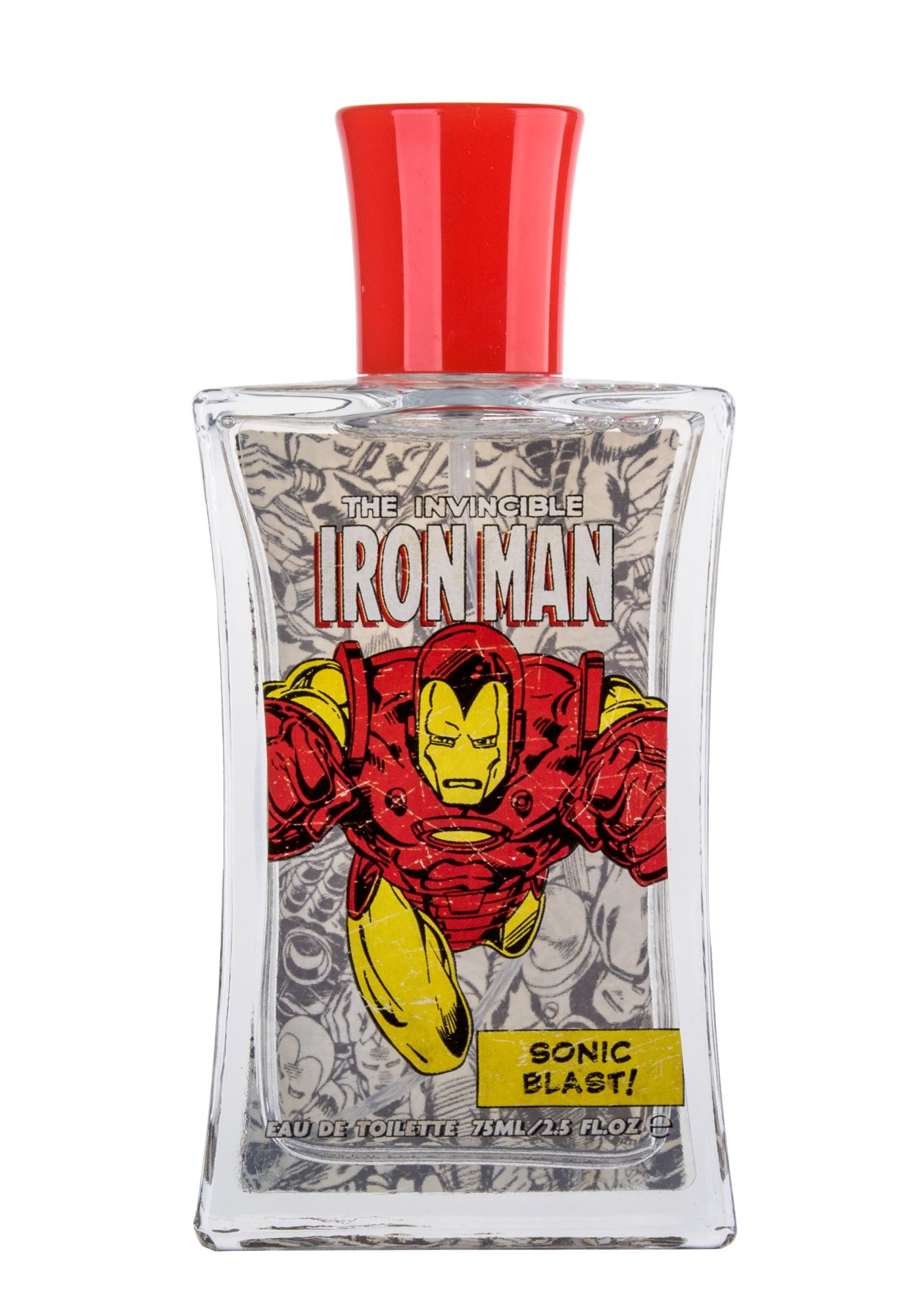 Marvel Comics Sonic Blast EDT 75ml