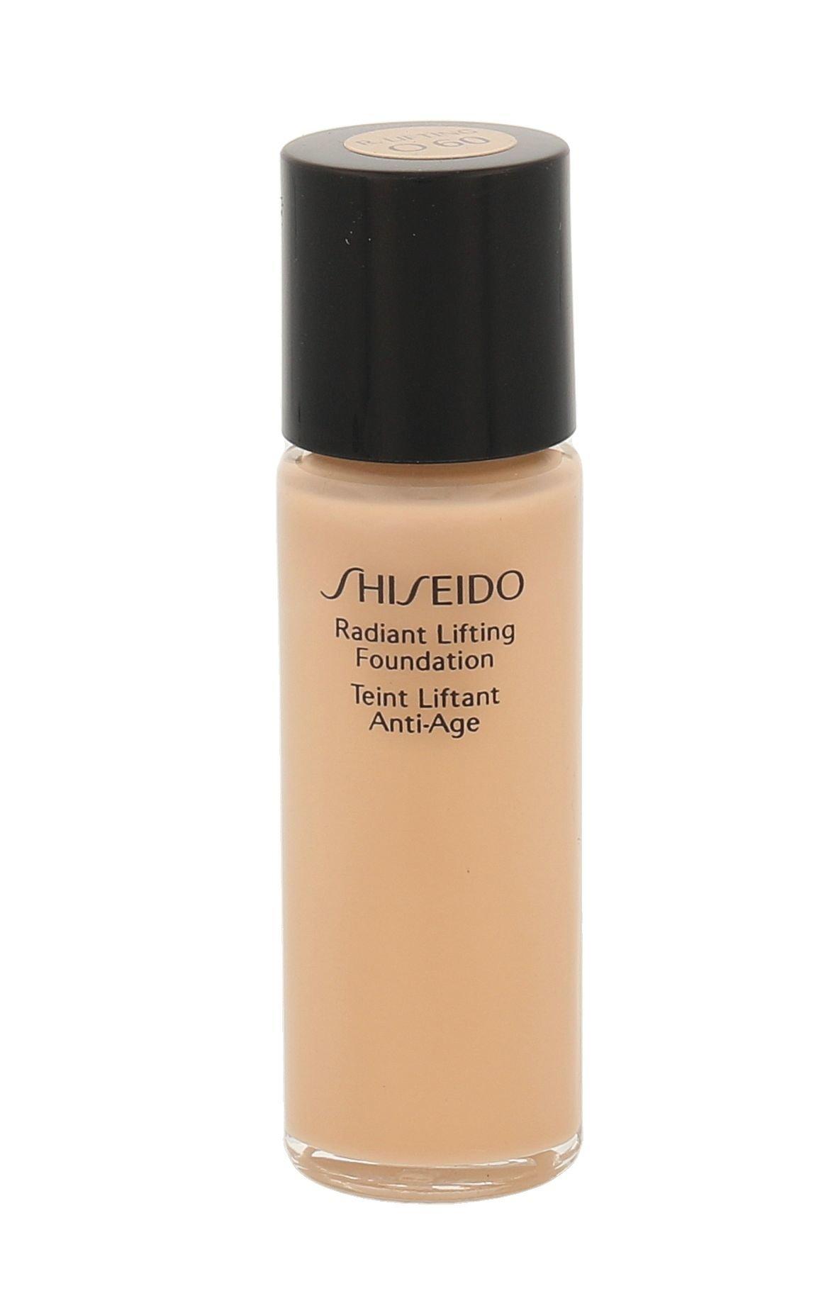 Shiseido Radiant Lifting Foundation Cosmetic 15ml O60 Natural Deep Ochre