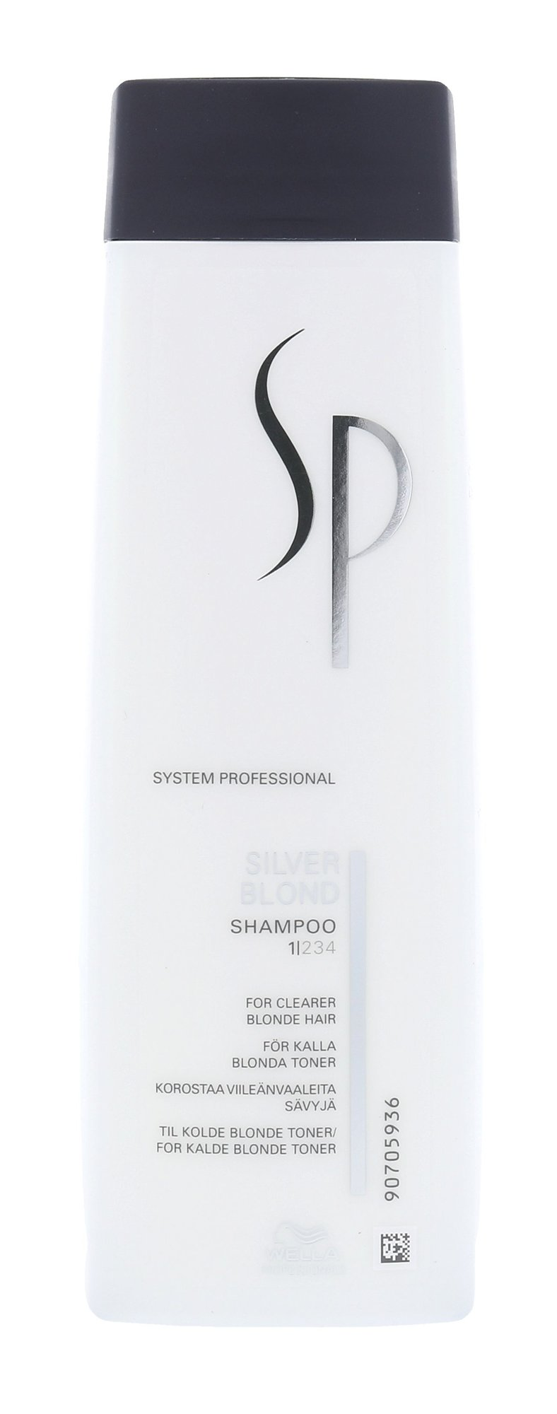 Wella SP Silver Blond Cosmetic 250ml