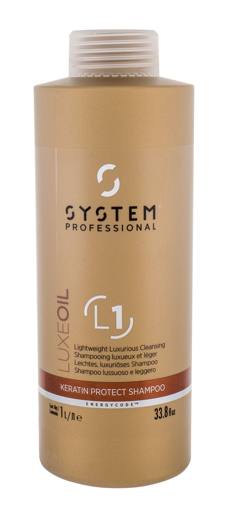System Professional Luxe Oil Shampoo 1000ml