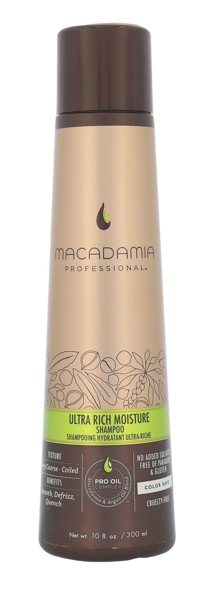 Macadamia Ultra Rich Moisture Shampoo Cosmetic 300ml