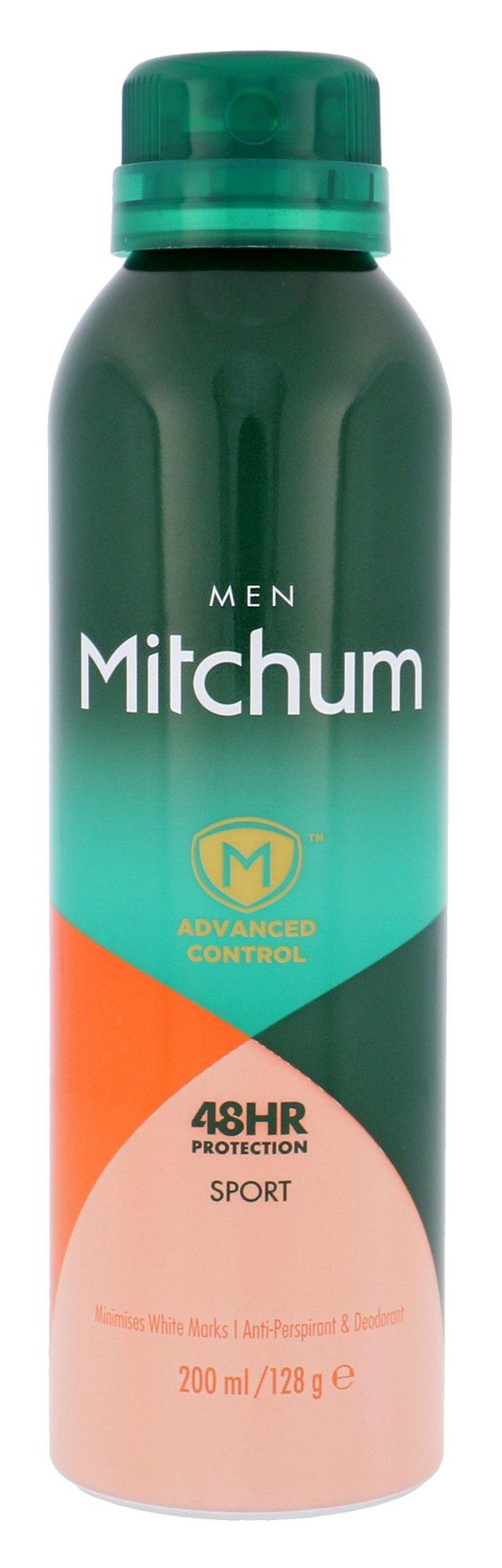 Mitchum Advanced Control Cosmetic 200ml  Sport