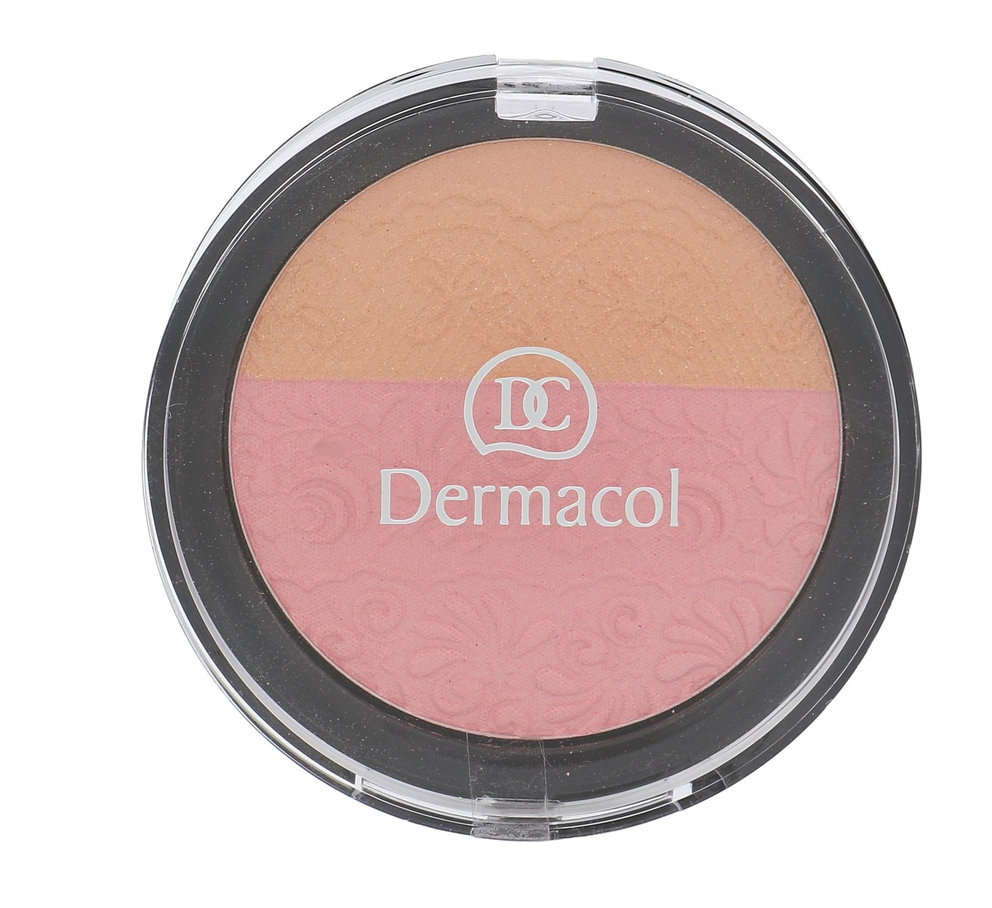 Dermacol DUO Blusher Cosmetic 8,5ml 01
