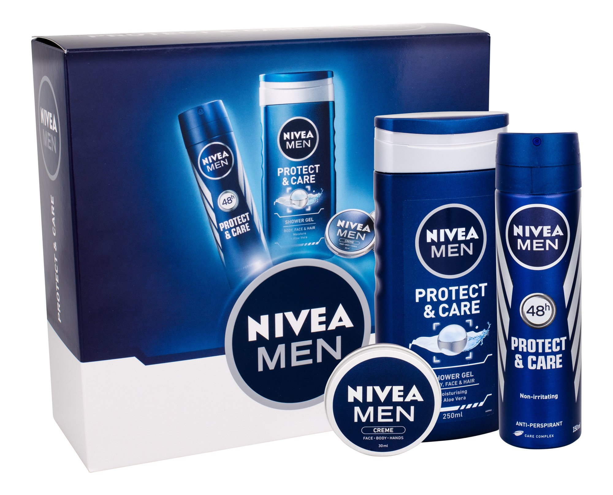 Nivea Men Protect & Care Cosmetic 250ml