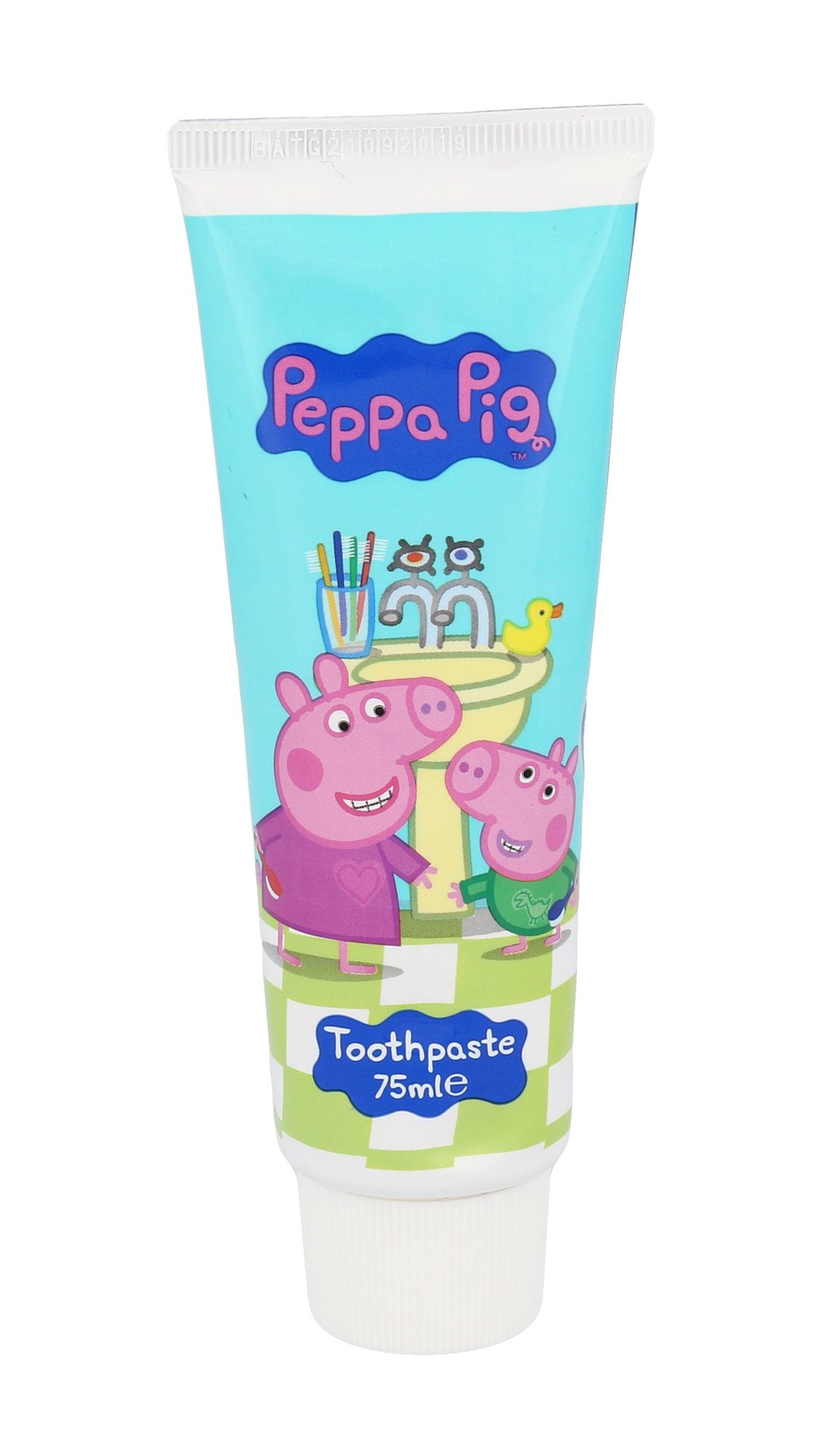 Peppa Pig Toothpaste Cosmetic 75ml