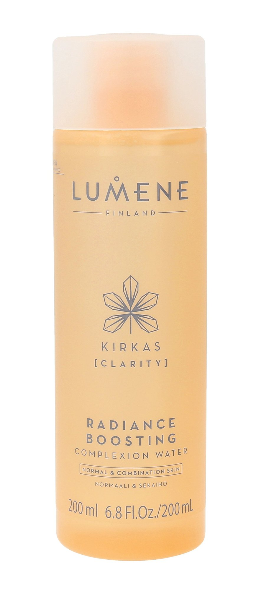 Lumene Clarity Radiance Boosting Complexion Water Cosmetic 200ml