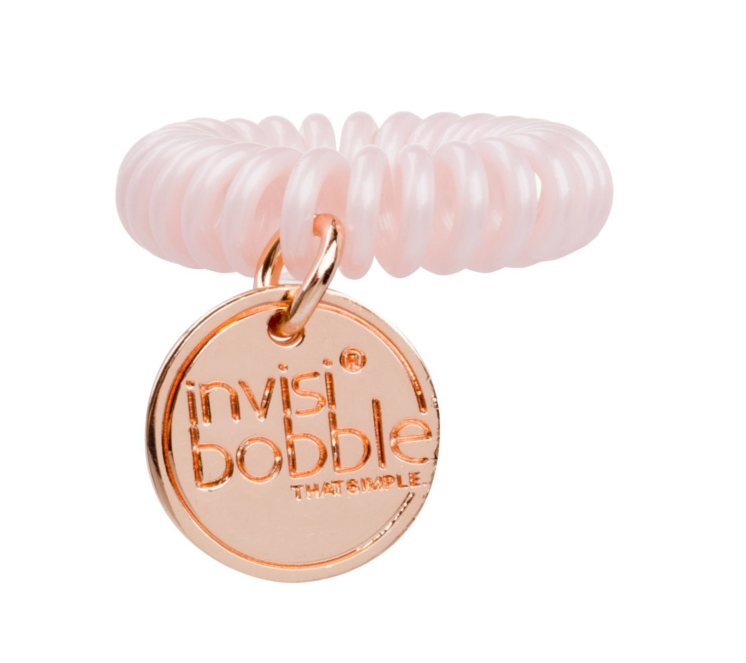 Invisibobble Hair Ring Cosmetic 1pc Pink Heroes