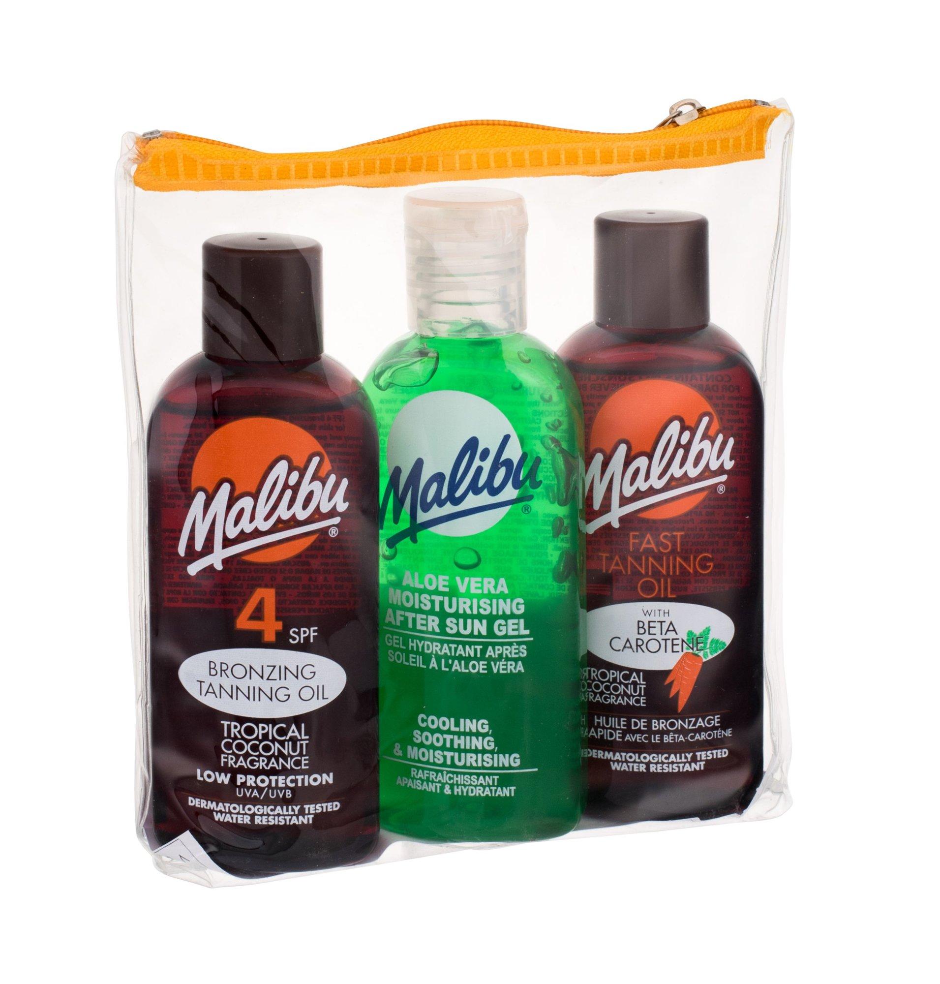 Malibu Bronzing Tanning Oil Cosmetic 100ml