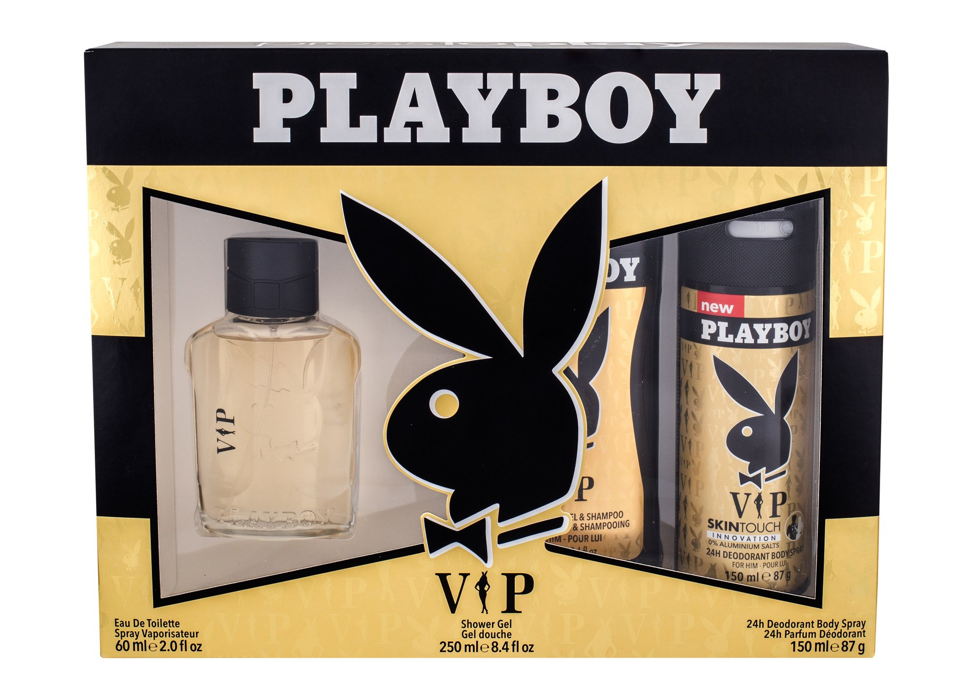 Playboy VIP For Him EDT 60ml