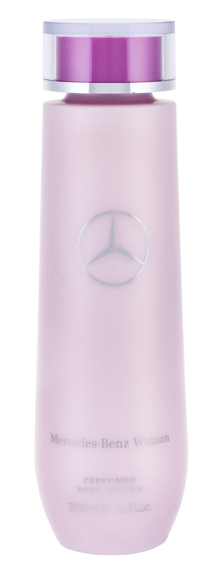 Kūno losjonas Mercedes-Benz Mercedes-Benz Woman