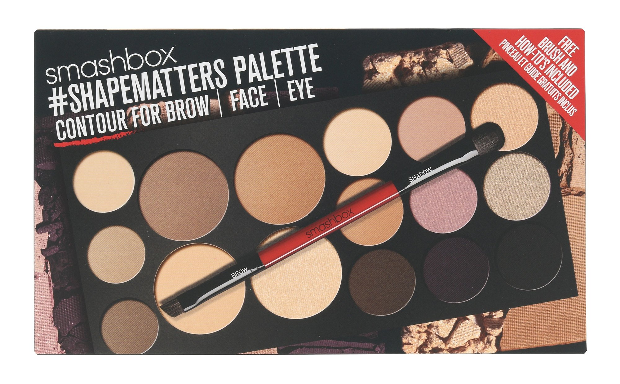 Smashbox Shapematters Palette Cosmetic 30,33ml