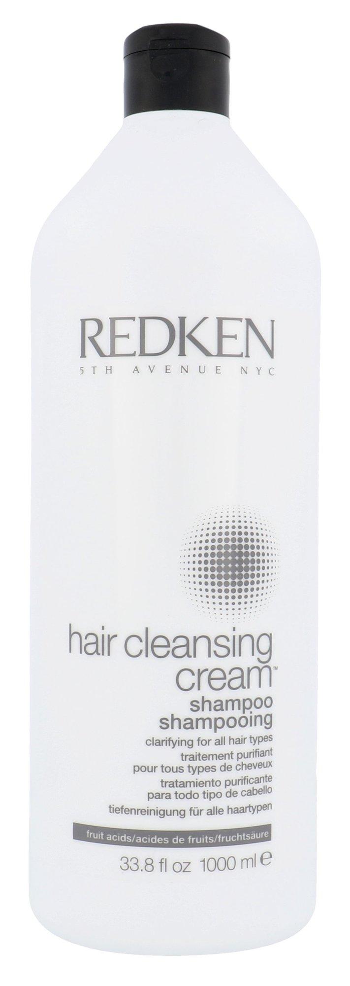 Redken Hair Cleansing Cream Cosmetic 1000ml