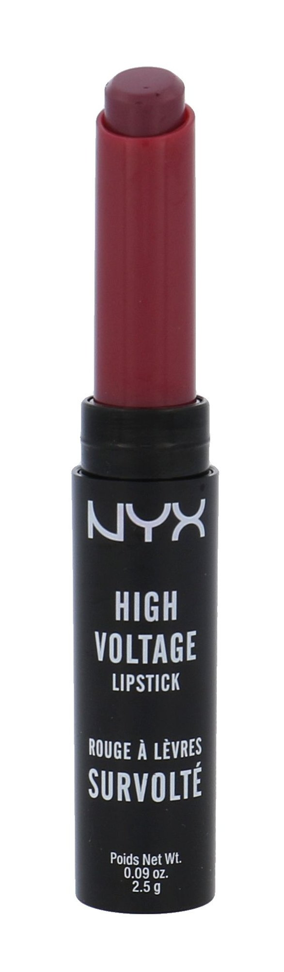 NYX Professional Makeup High Voltage Cosmetic 2,5ml 02 Wine & Dine