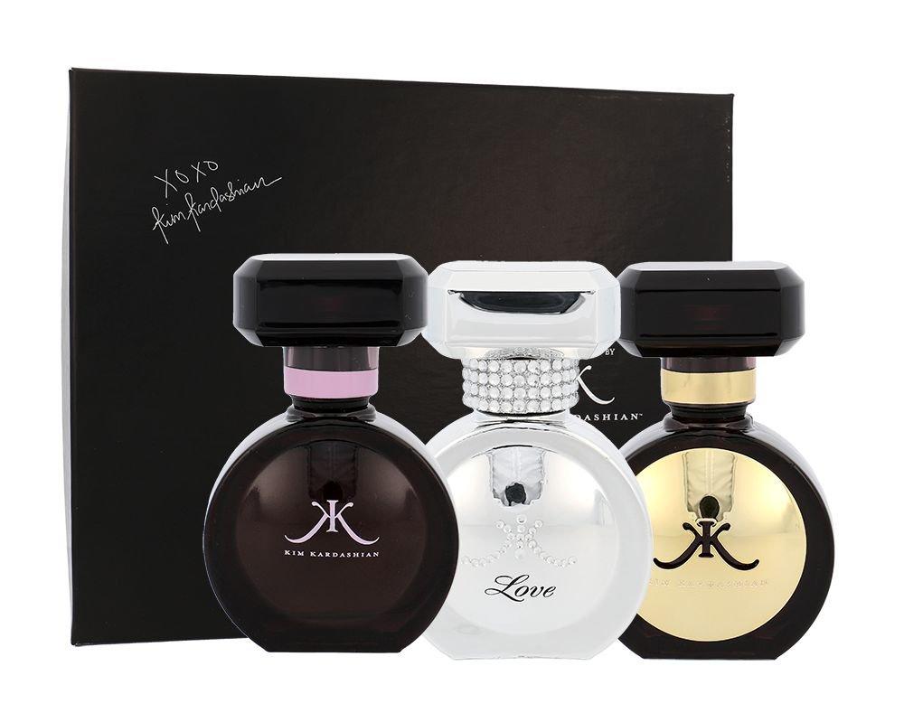 Kim Kardashian Love Collection EDP 3x30ml