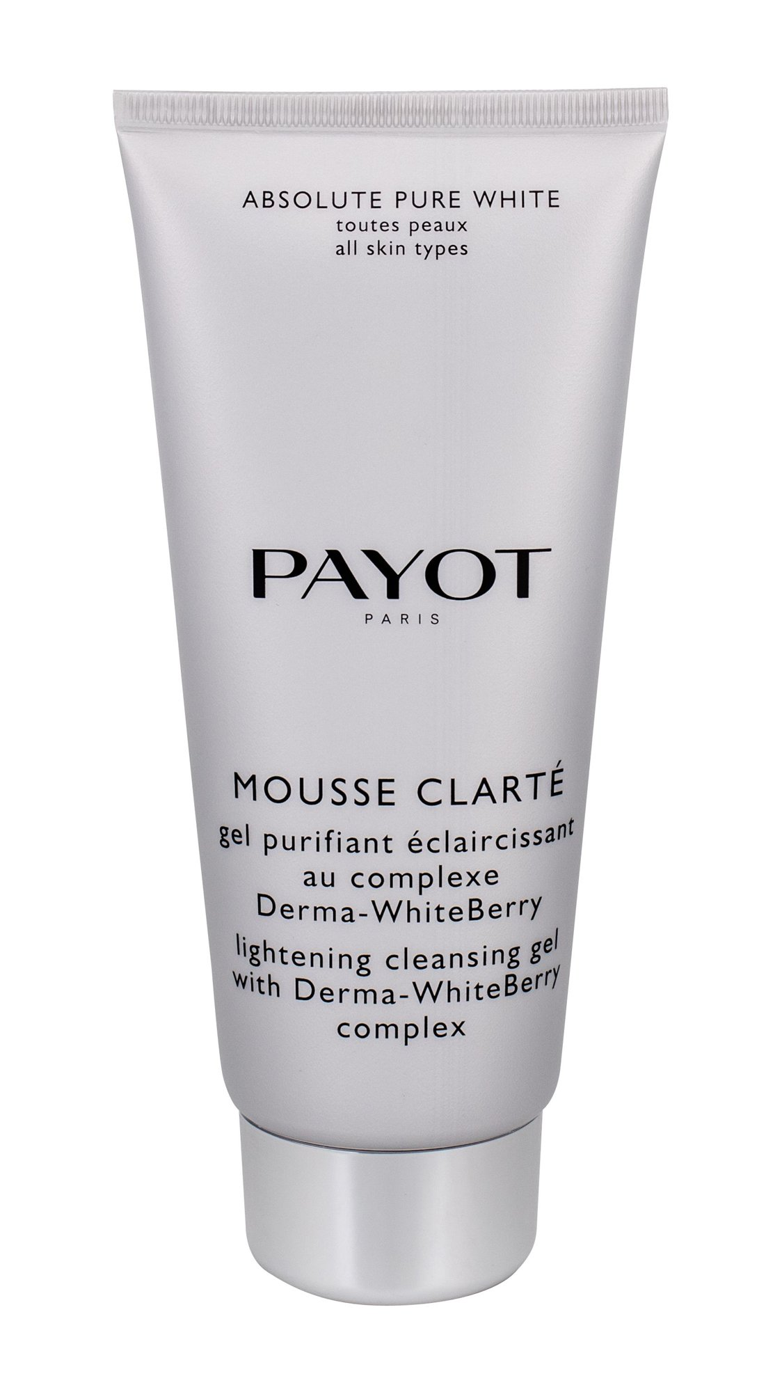 Payot Mousse Clarté Cleansing Gel Cosmetic 200ml
