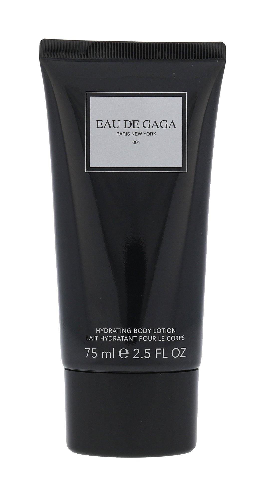Lady Gaga Eau de Gaga 001 Body lotion 75ml
