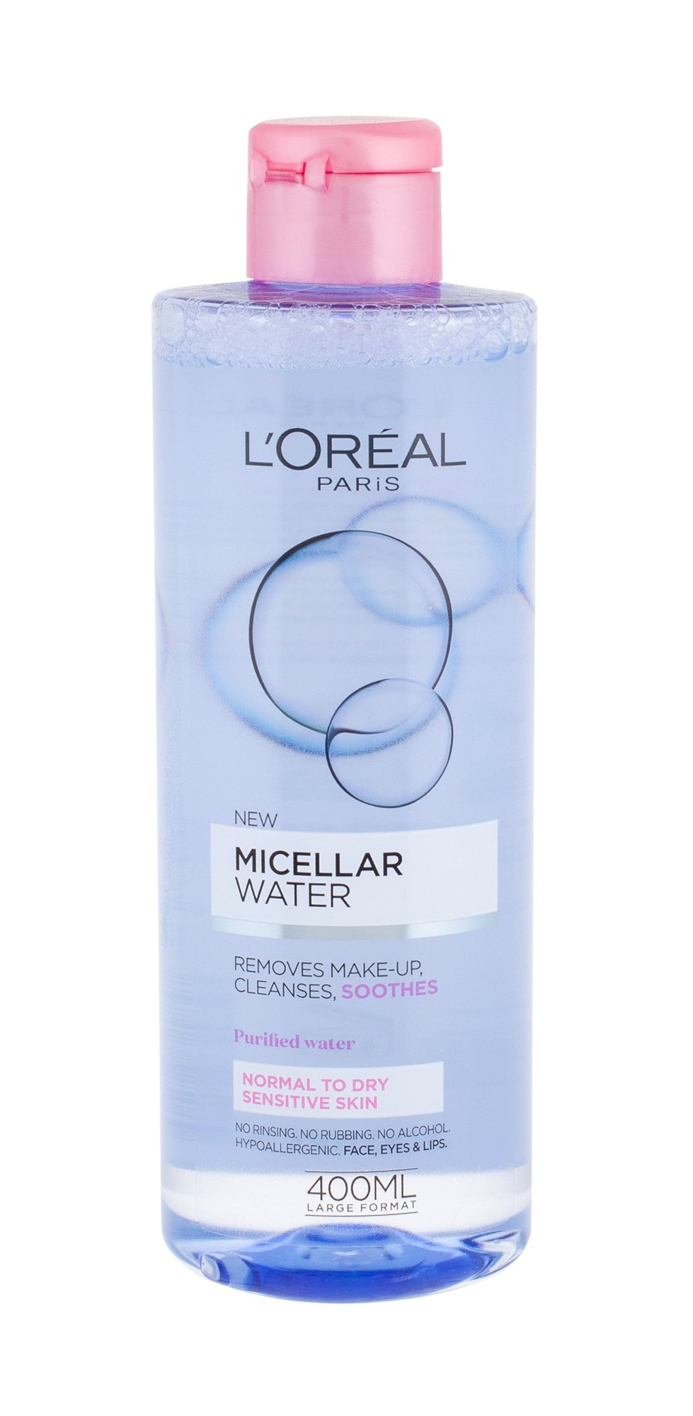 L´Oreal Paris Micellar Water Cosmetic 400ml