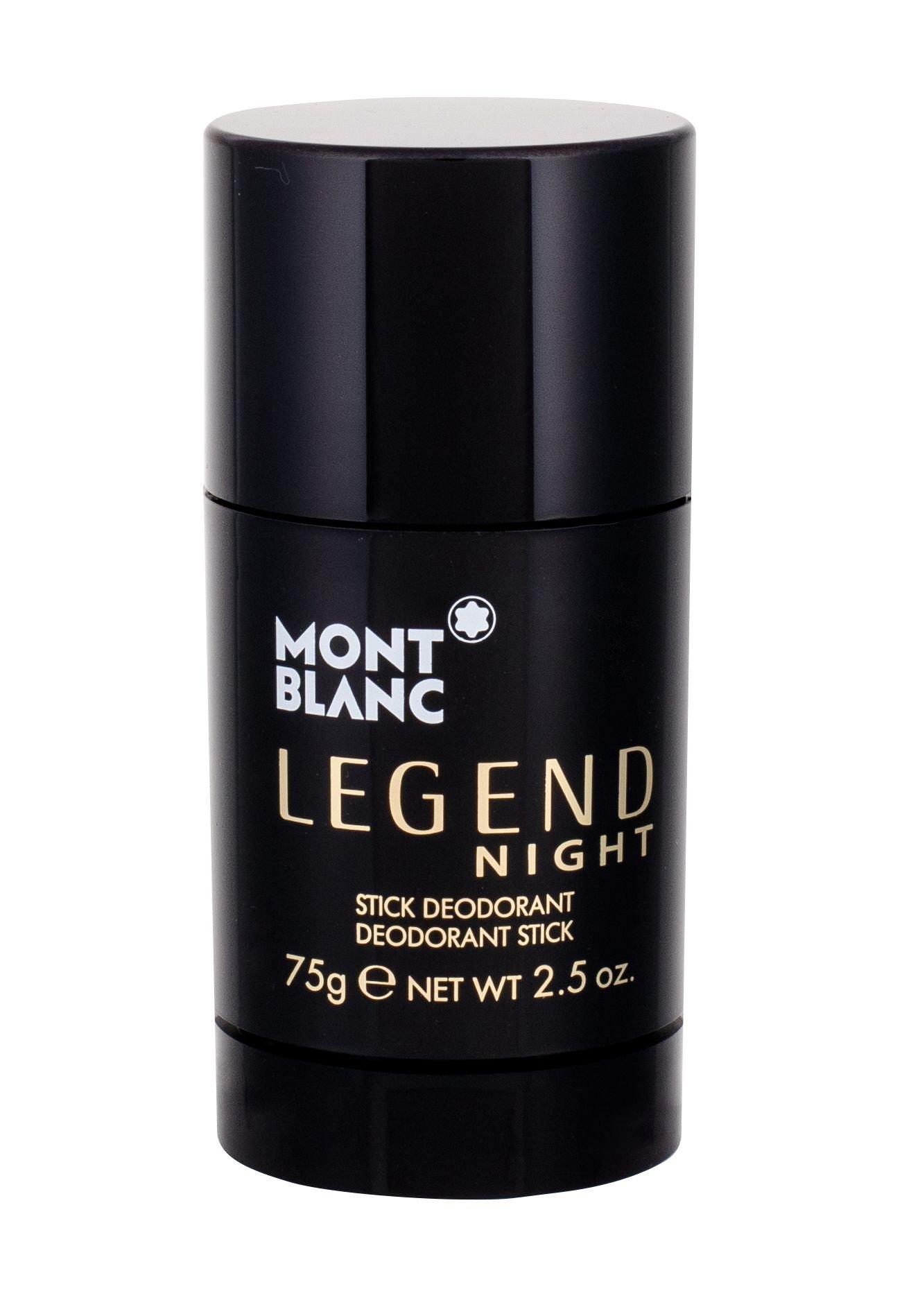 Montblanc Legend Night Deostick 75ml