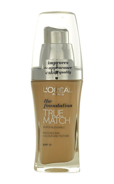 L´Oréal Paris True Match Cosmetic 30ml D4-W4 Golden Natural
