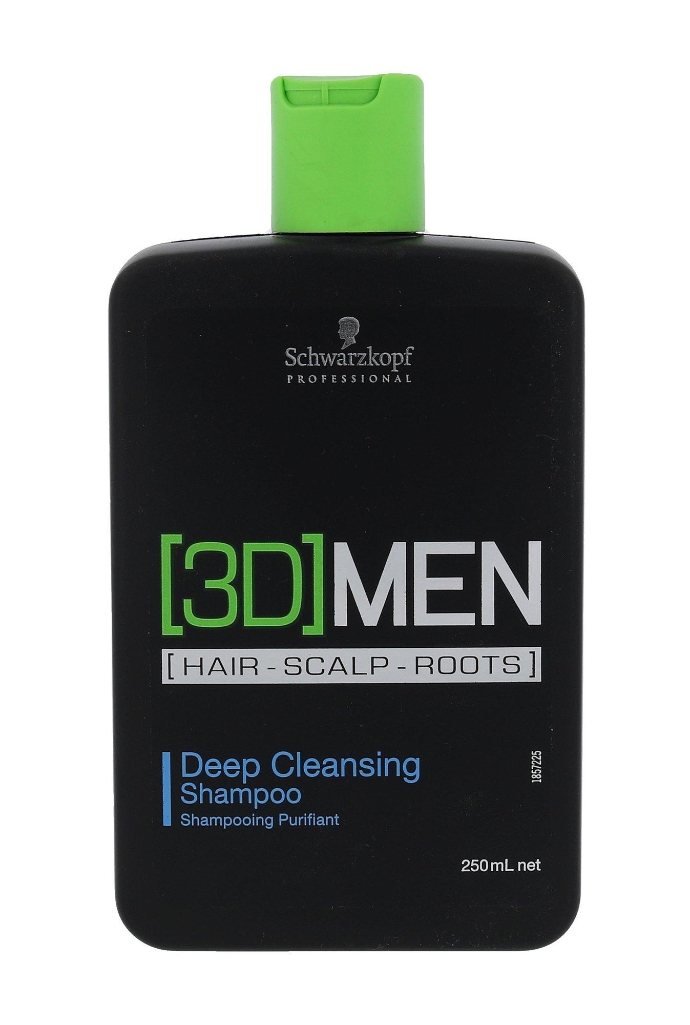 Schwarzkopf Professional 3DMEN Cosmetic 250ml
