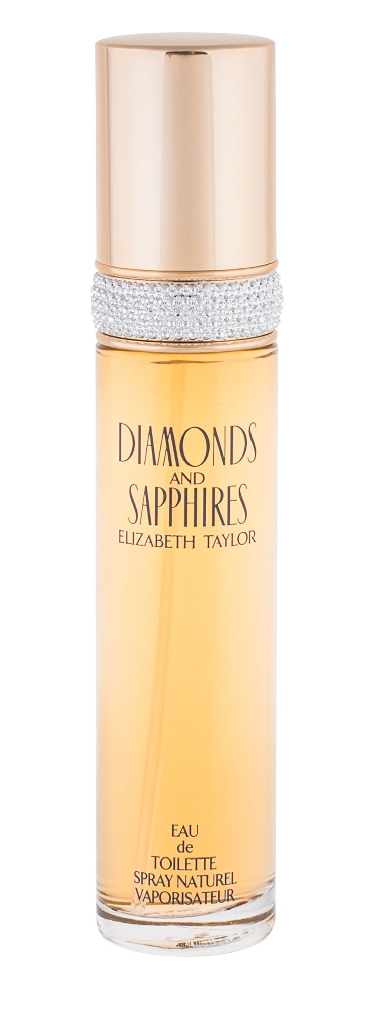 Elizabeth Taylor Diamonds and Saphires EDT 50ml