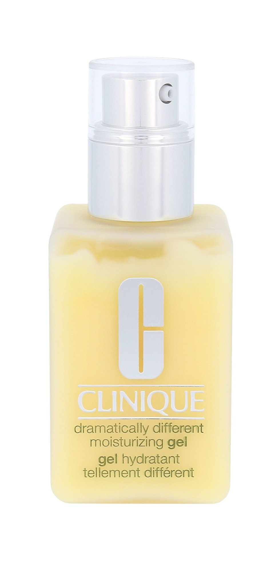 Clinique Dramatically Different Moisturizing GEL With PUMP Cosmetic 125ml