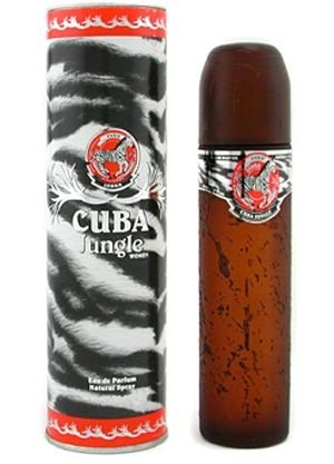 Cuba Cuba Jungle Zebra EDP 35ml