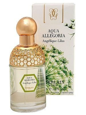 Guerlain Aqua Allegoria Angelique Lilas EDT 125ml