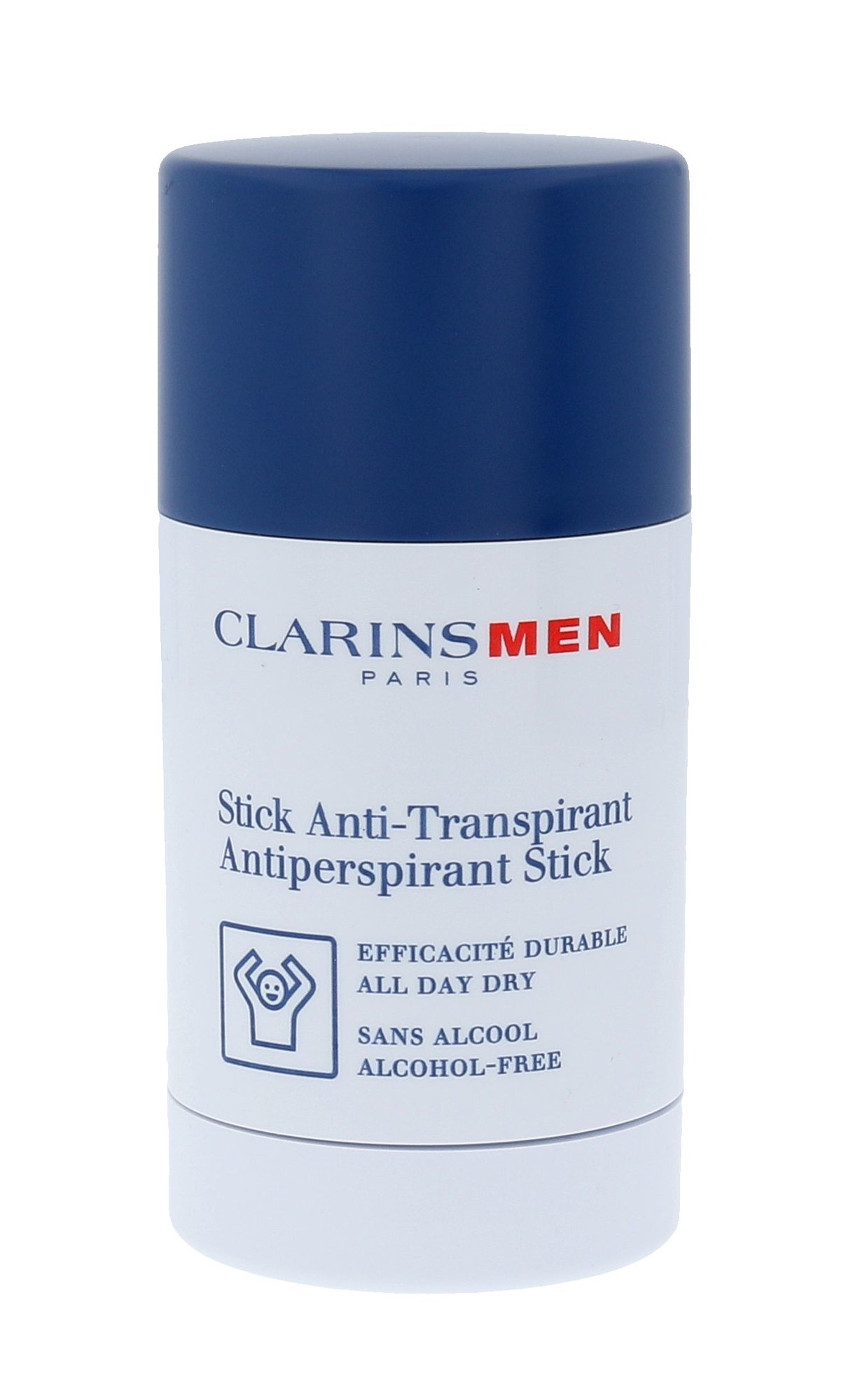Clarins Men Body Antiperspirant Stick Cosmetic 75ml