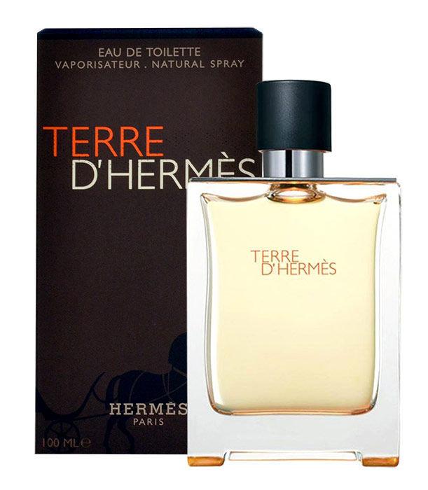 Hermes Terre D´Hermes EDT 125ml