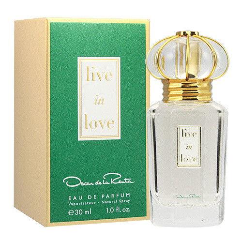Oscar de la Renta Live in Love EDP 30ml