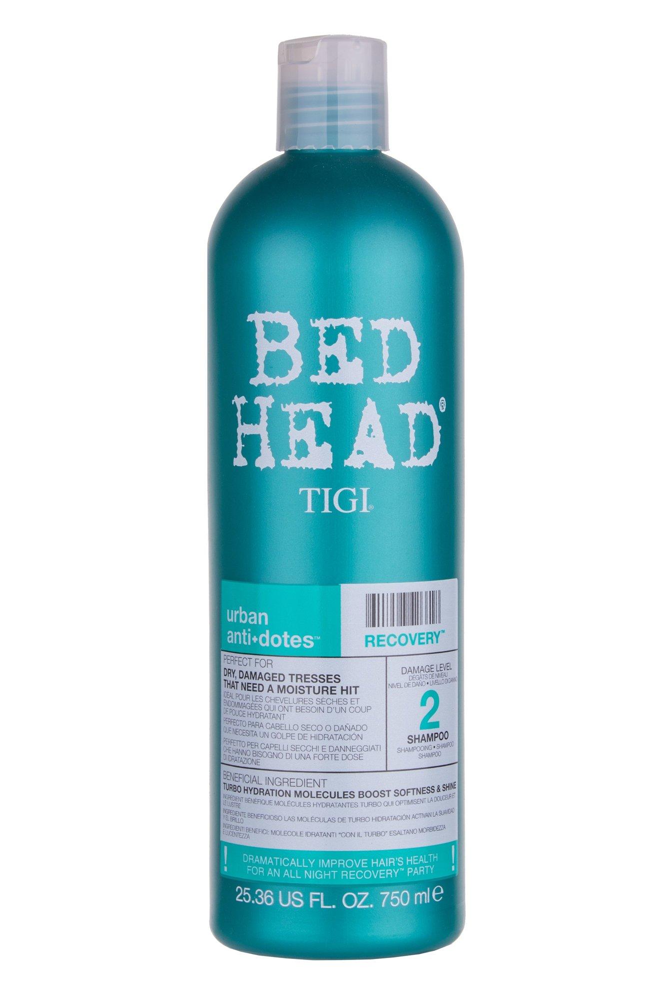 Tigi Bed Head Recovery Shampoo Cosmetic 750ml