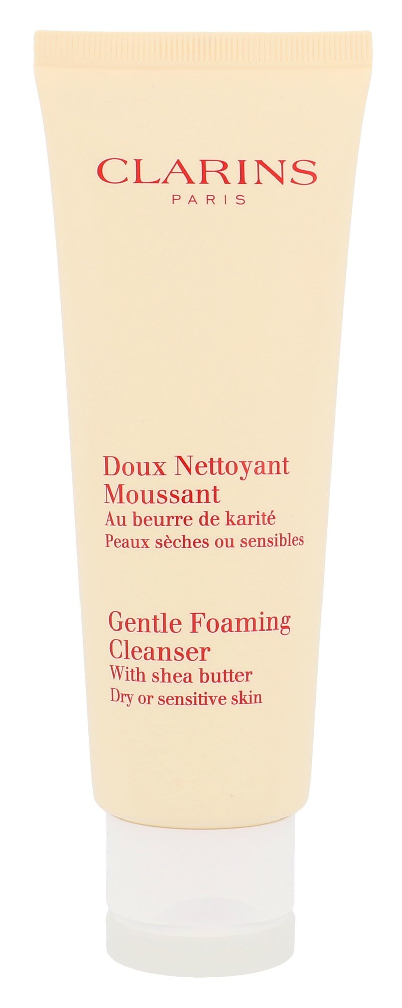 Clarins Gentle Foaming Cleanser Cosmetic 125ml