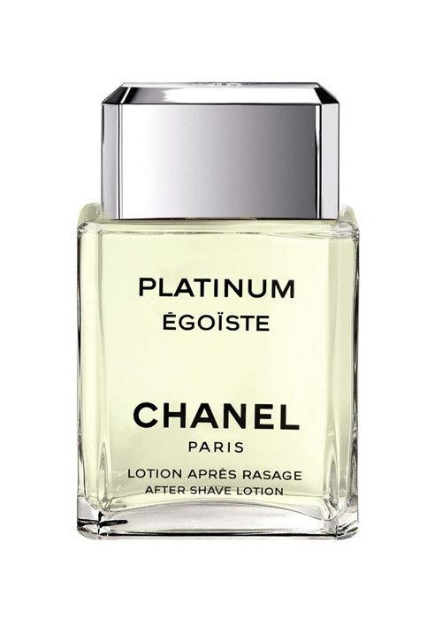 Chanel Platinum Egoiste Pour Homme Aftershave 75ml