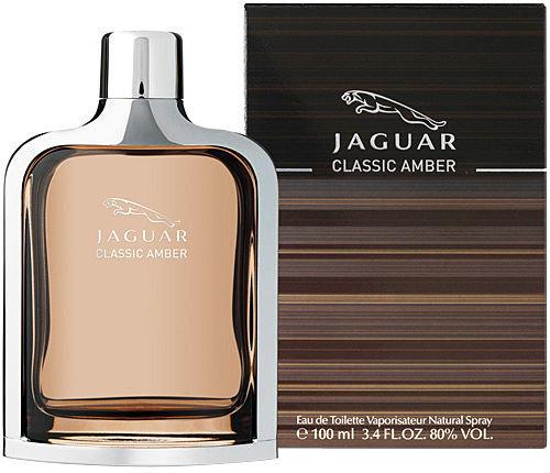 Jaguar Classic Amber EDT 100ml
