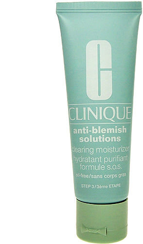 Clinique Anti-Blemish Solutions Cosmetic 50ml  Formule SOS