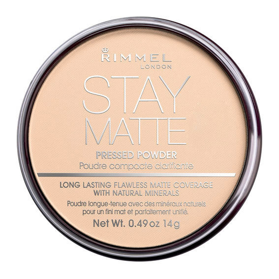Rimmel London Stay Matte Cosmetic 14ml 005 Silky Beige