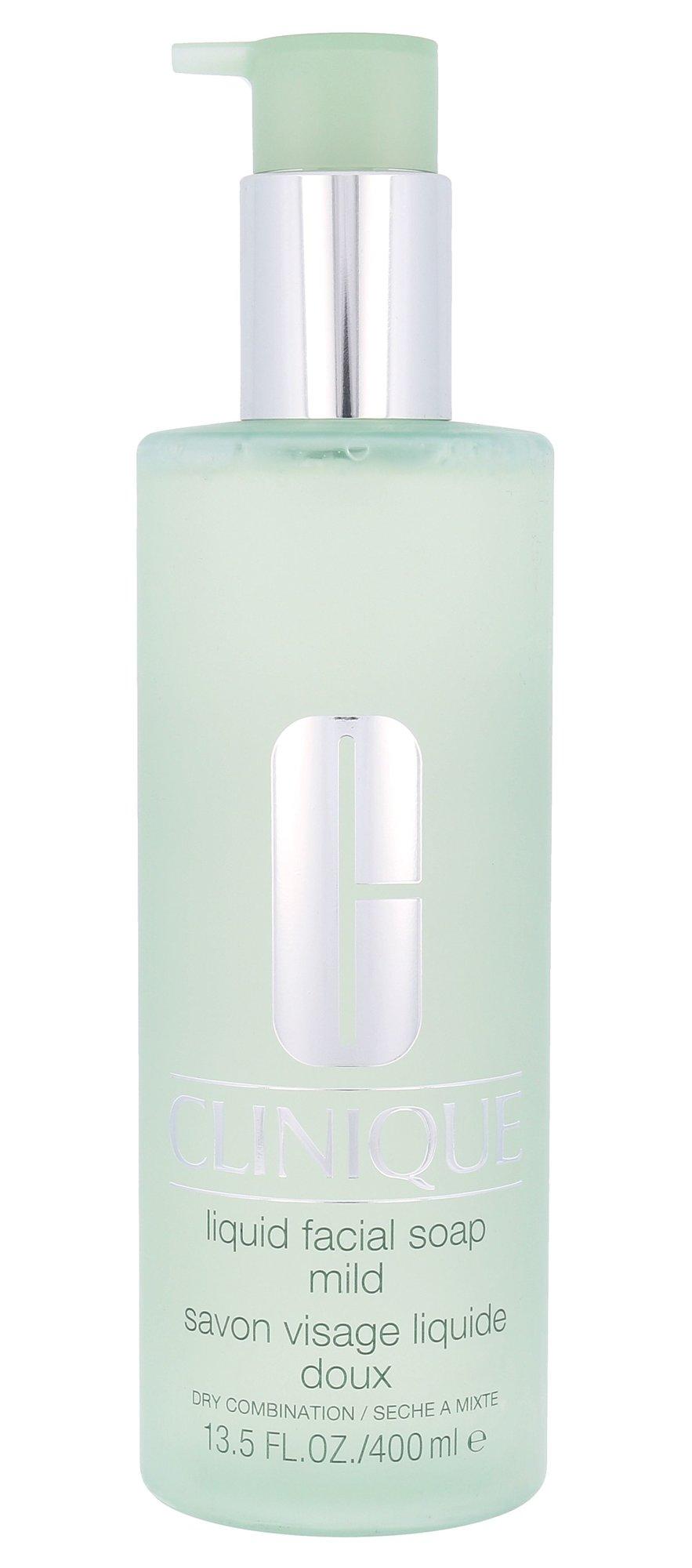Clinique Liquid Facial Soap Mild Cosmetic 400ml