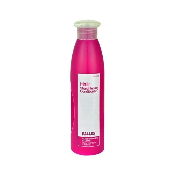 Kallos Cosmetics Hair Straightening Cosmetic 300ml