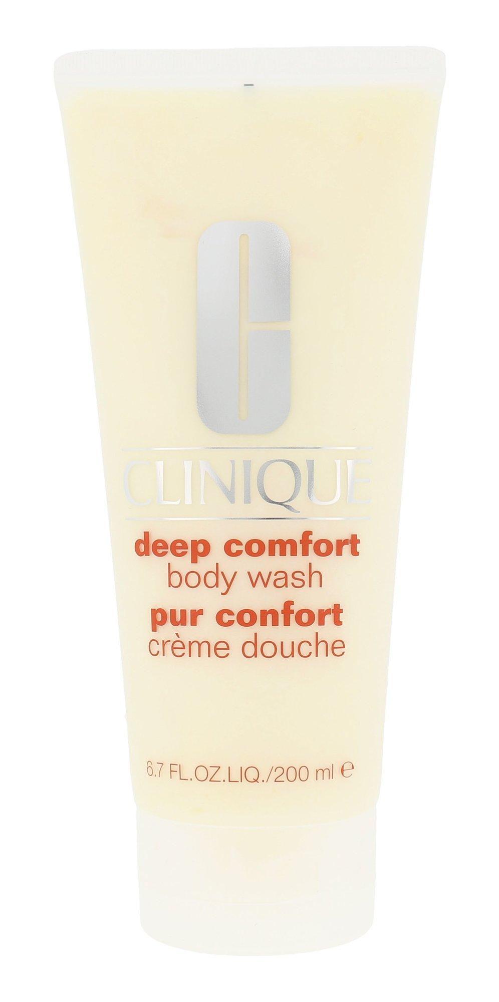 Kūno šveitiklis Clinique Deep Comfort