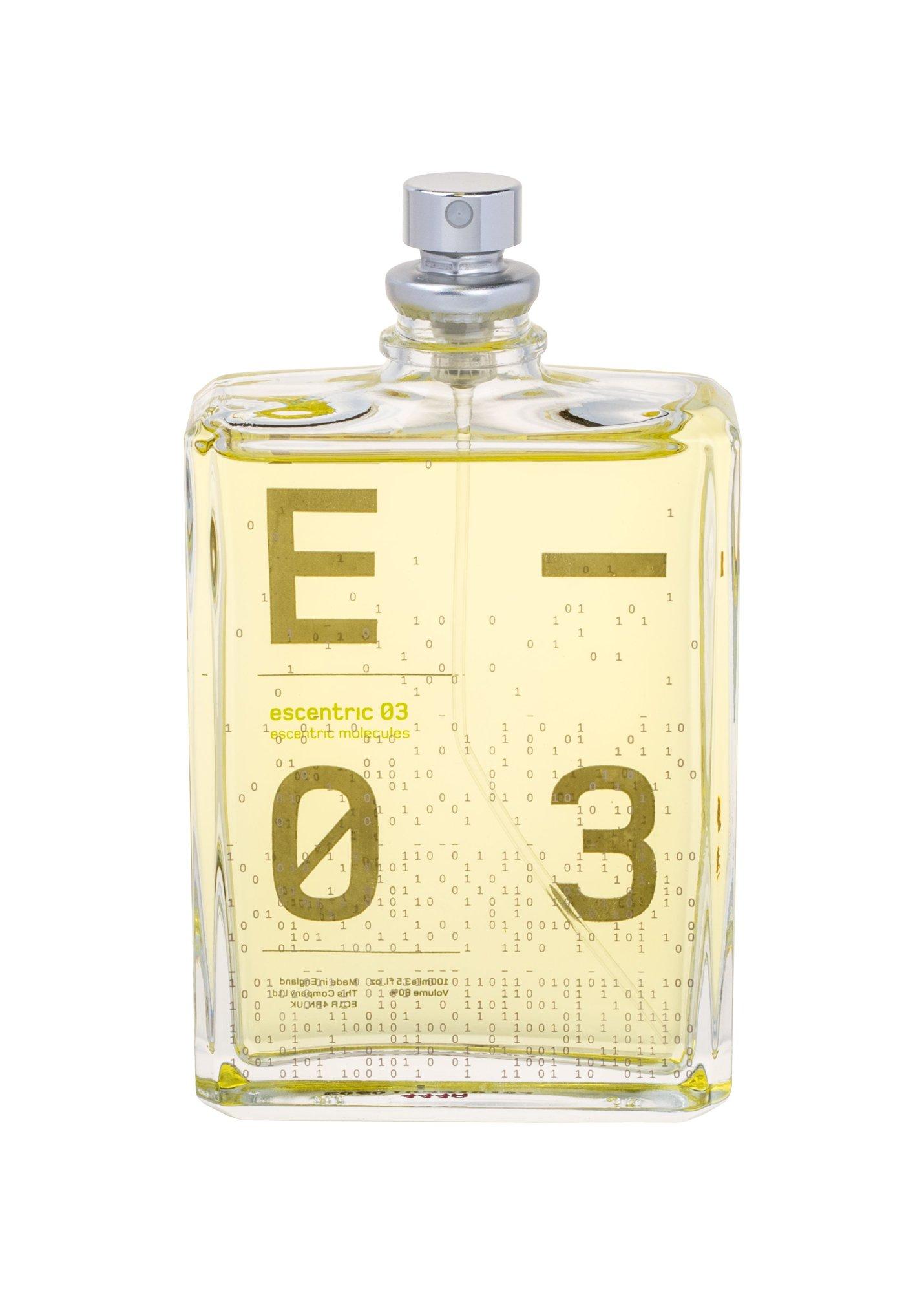 Escentric Molecules Escentric 03 EDT 100ml