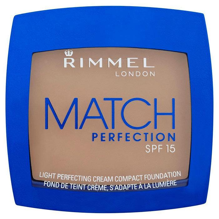 Rimmel London Match Perfection Cosmetic 7ml 010 Light Porcelain