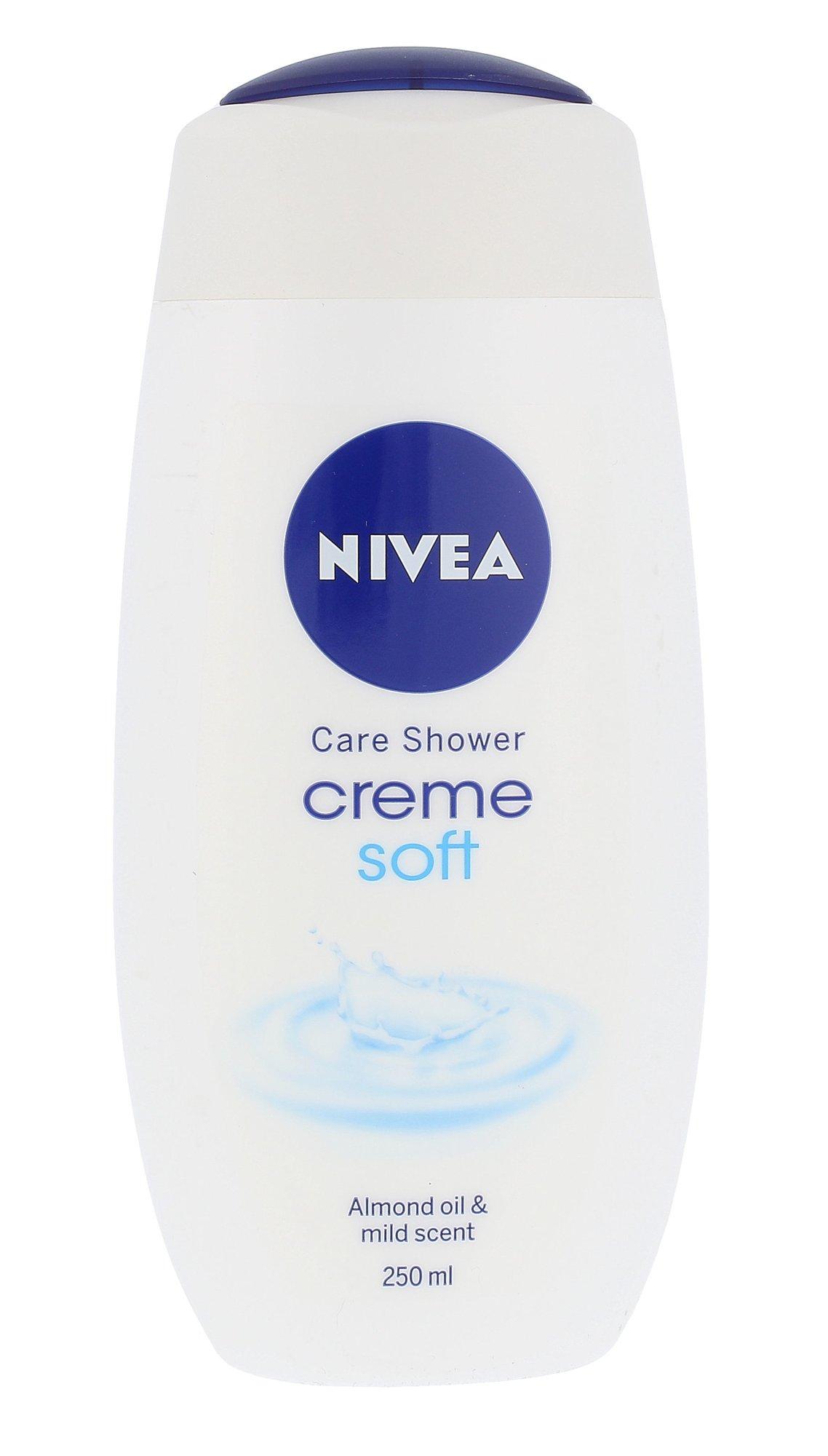Nivea Creme Soft Cream Shower Cosmetic 250ml