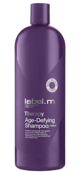 Label m Therapy Age-Defying Shampoo Cosmetic 1000ml
