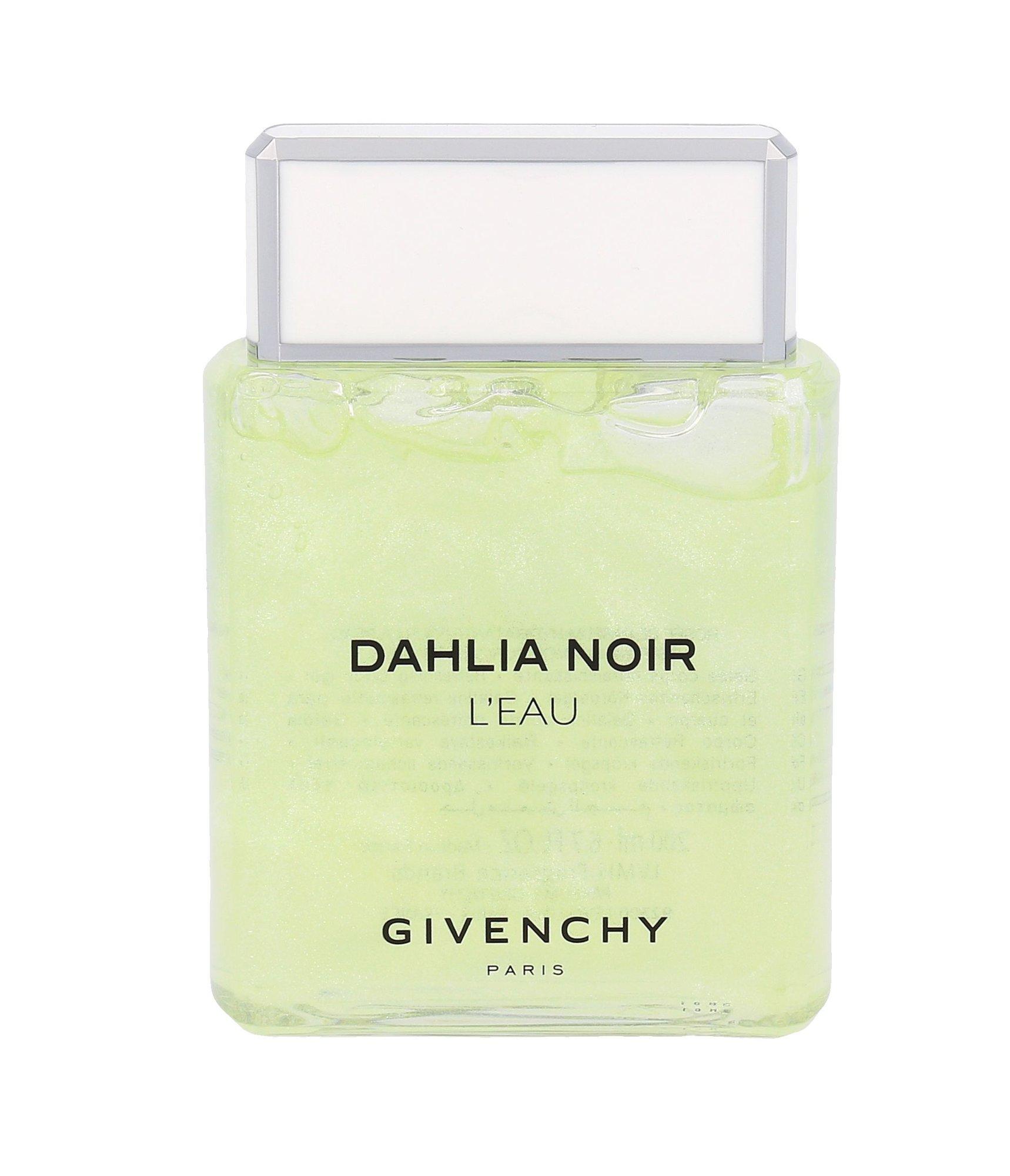 Givenchy Dahlia Noir L´Eau Body gel 200ml