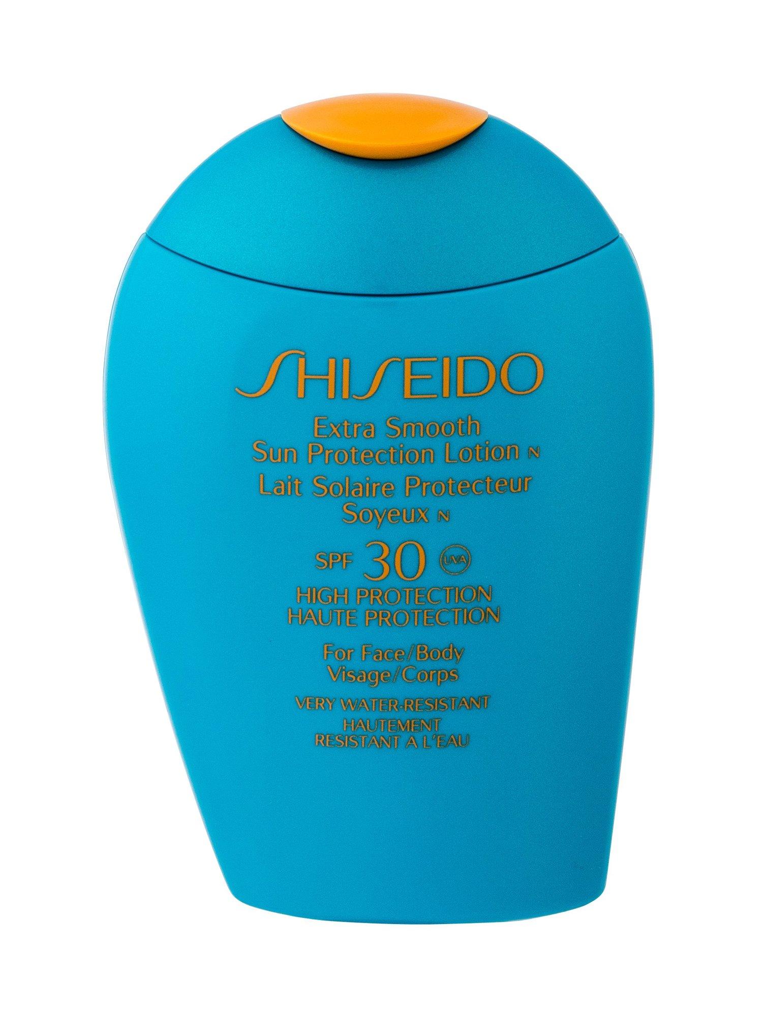 Shiseido Extra Smooth Sun Protection Cosmetic 100ml